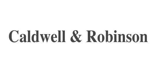 Caldwell & Robinson