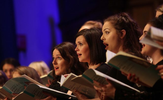 2017 Rutter Gloria with Festival Chorus