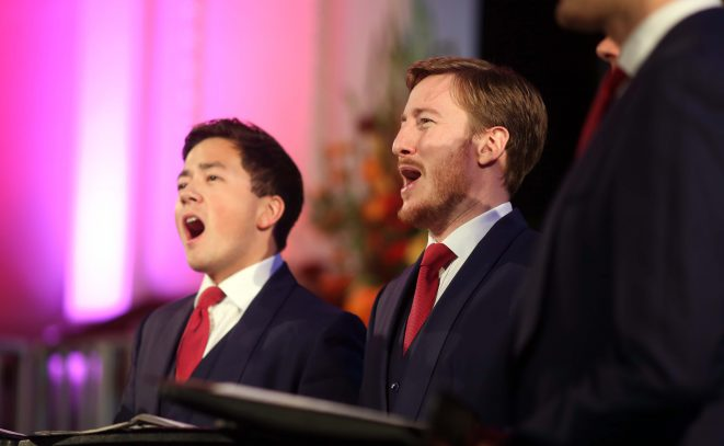 The King's Singers Opening Concert